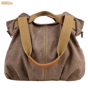 Crossbody Bags For Women 2020 Canvas Tote Bag Womens Handbags Ladies Fashion Cotton Hand Bag Bolsos Mujer Lady Messenger Shoulder Bag