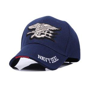 Tunica 2018 Nouveaux l'armée américaine Air Force Mens Baseball Cap sport Caps tactique de haute qualité Navy Seal armée Camo Snapback Chapeaux