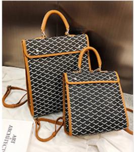 Men Women PU Soft Leather Backpack Men Fashion Waterproof Women Outdoor Backpack Schoolbag Travel Bag Bags