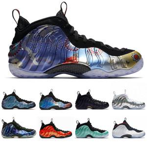 أعلى بيني هارداواي أحذية كرة السلة للرجال البديل غالاكسي كروم غالاكسي 1.0 Vachetta تان الأولمبية رجل حذاء رياضة مدرب حجم 8-13