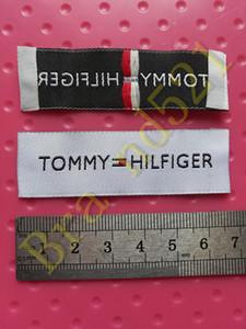 Abbigliamento etichetta etichette di lusso per i vestiti Etichette Garment Hand Made Tag giacca camicia patch per cucire accessori ricamati Patch fai da te