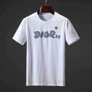 HOT Hommes d'été Nouveau Arrivée Top Designer Qualité Vêtements T-shirts Mode pour hommes Medusa impression T-shirts Taille M-3XL