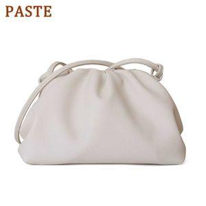 يلصق حقيبة يد المرأة حقيبة جلدية ريال مغلف حقيبة عالية الجودة الكتف رسول الأفاق المحافظ والأكمام