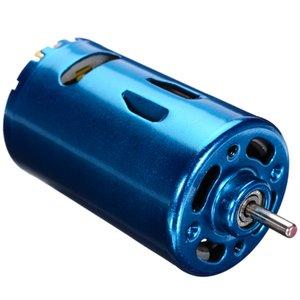 1pc blu RS-550 DC motore ad alta velocità Grande coppia di torsione RC barca modello 12V 24V 30000RPM