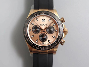 N - DTN best series orologio di lusso 904 l, 4130 automatic mechanical movement watches KIF shock absorber designer watches