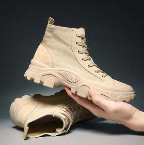 Nuevas mujeres de los cargadores de Triple negro caqui botas de invierno cálido y confortable tobillo calidad hermosa Martin botas 36-43