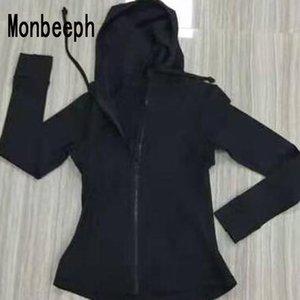 MOnbeeph 2019 Женские куртки на молнии на молнии толстовки куртки Бесплатная доставка размер 4-12 Y200106