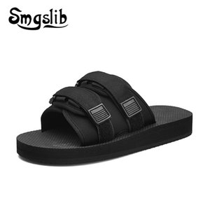 Women Slides Slippers Ladies Home Shoes Fashion Casual Female Beach Sandals 2019 Summer Comfortable Slippers Platform Y200706