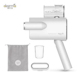 DEM-HS006 Handheld 220 v Garment Steamer Hause Dampfbügeleisen Reise Tragbare 100 ML Kapazität Faltbare Bügelmaschine Dampfbürste Typ