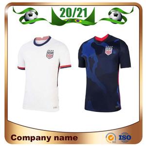 2020 Coppa del Mondo Coppa America 4 stelle maglie di calcio 20/21 Lavelle USA LLOYD Rapinoe KRIEGER shirt Stati Uniti PULISIC football