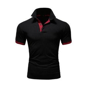 Fashion Mens Designer Polo Shirts 2020 New Summer Men Brand Polos Breathable Slim Short Sleeve T Shirt 10 Colors Size S-5XL