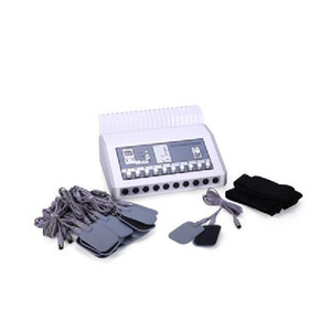 2 in1 Russian Wave EMS Muscle Stimulation Equipment Far Infrared Heating Electric Muscle Stimulator EMS Physiotherapy Equipment