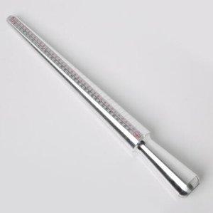 herramientas de joyería Nuevo diseño EE. UU. Estándar Anillo Sizering Sizer Guand Mandrel Finger Sizing Stick Measure Tapered Mandrel Wood tools