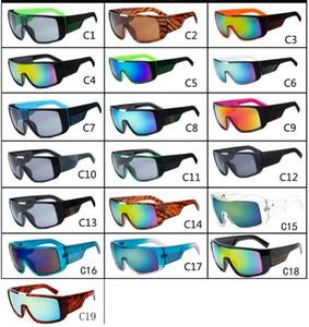 Lunettes de soleil pour hommes Marque Designer Oculos de Sol Grand Cadre Visage Domo Hommes Sports Revêtement Lunettes Gafas De Sol Masculino B2030 MOQ 10 pcs