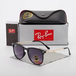 La mejor calidad marcas de gafas de sol del tablón para mujeres hombres clásicos para hombre UV400 cuadrados estilo occidental negros grandes del marco ángulo G15 con gafas de sol