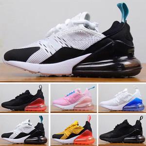 270 Basketball-Schuh-Kind-athletische Sportschuhe der heißen Verkaufskinder für Jungen-Mädchen-Schuhe geben Verschiffen frei Größe: 28-35