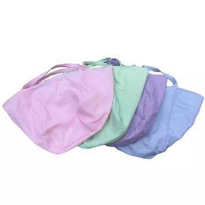 Seersucker Hobo taschen strand taschen maßgeschneiderte oversize große hobo strand handtasche seersuckers 35 * 18 zoll großhandel dhl