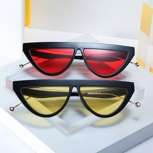 Retro Sunglasses Womens Kişilik Küçük Çerçeve UV400 Lens Vintage Güneş UK Kız Unisex Gözlük İndirim Online