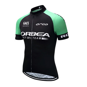 2020 New Orbea men Cycling clothing summer ropa ciclismo hombre quick dry cycling jersey mtb bike maillot ciclismo short sleeve shirt 120325