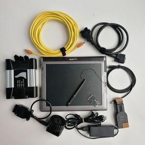 Для BMW Icom Next + Используется Tablet LE1700 4G + Mini SSD 480GB с Soft-Ware V09.2020 Auto Repair Tool Diagnosis
