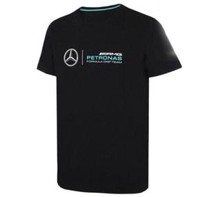 F1 гоночный костюм Mercedes-Benz Williams team mountain bike riding suit внедорожный мотоцикл скоростной спуск лето быстросохнущий с короткими рукавами