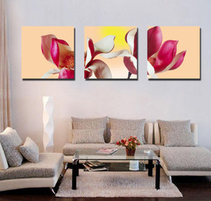 Modern Art Canvas Prints Abstract oil Painting Combination Home Decorations Wall Picture best Gift 3 pcs set no Frame FO946510