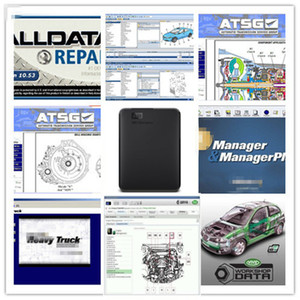 2020 Alldata and Mit-chell 2015 +AU-TODATA + Manager+vivid workshop + ATSG ect all data 24 in 1tb hdd work for car and truck