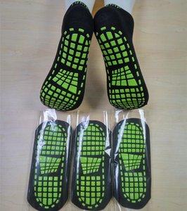 chaussettes de sport de mode trampoline Le silicone ANTISKID chaussettes en plein air chaussettes Pilates respirant yoga absorbant