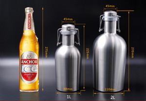 32oz Flachmann Whisky Liquor Flasche Brautjungfer Geschenk Matara Whisky Alkohol Flasche tragbare Edelstahl FLASK Flagon Wein Topf
