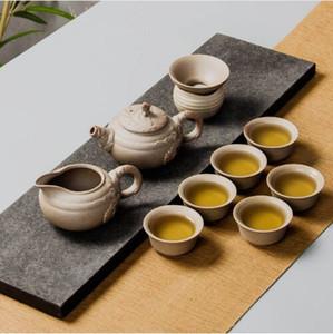 Drinkware Coffee Tea Sets,Chinese Kung Fu cup Ceramic Tea Pot Tea Cup Portable Travel Gaiwan