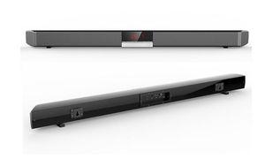SR100 Мощного Bluetooth TV SoundBar 40W Wireless Тонкая стереосистема встроенного сабвуфер для домашнего кинотеатра системы объемного звучания LLFA