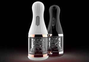 Automatic Telescopic Masturbator For Man Oral Blowjob Sucking Vibrator Penis Pump