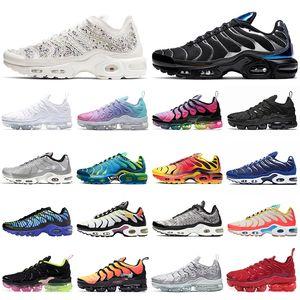 nike air max tn plus vapormax vapors TN Artı erkek Koşu Ayakkabı erkek kadın Chaussures erkek eğitmen açık spor sneakers