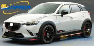 SICAK SATIŞ Sport Stil Araba Hem Yan gövde Çıkartması Araba Etiketler için MAZDA 2 3 6 CX-3 Axela 2016 2017 2018 2019 2020 Araç-stil