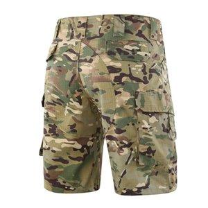 ESDY esterna Swim Cavalry Training Fund Tad pantaloni multi sacchetto Tattica Pantaloni Shorts dell'esercito Maschio esterna Velocità Do Shorts all'aperto Shorts