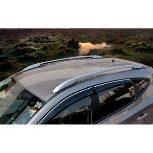 마즈다 CX5 CX5 2012 2013 2014 2015 2016 은색 사이드 레일 지붕 랙 바용