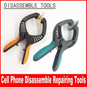 Universal Teléfono celular Pantalla LCD Alicates de Apertura Herramientas Sution Cup Repair Kit de herramientas para iPhone iPod ipad Teléfono móvil