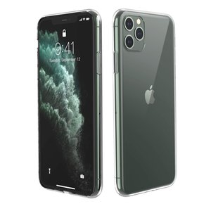 0.3mm TPU Fall Crystal Clear rückseitige Abdeckung für Huawei P30 Pro Samsung S10 Anmerkung 10 Plus-Iphone 11 Pro XS MAX