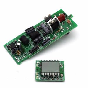 Pistola de calor 8018LCD 220V 450W LCD Estación de soldadura electrónica ajustable Bga boquilla Aire caliente pistola secador de pelo placa base de soldadura C19010901