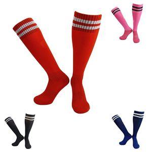 Adult Football Socks Towel Bottom chaussettes de football sports socks Breathable Non-slip Sweat-absorbent Long Tube Football Socks