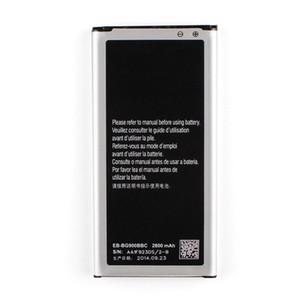 البطارية الأصلية لسامسونج غالاكسي S2 S3 S4 S5 أعلى جودة OEM استبدال EB-F1A2GBU EB-L1G6LLU B600BU EB-BG900BBU Batteria