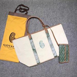 Goyarrd Goyar GY sac à main double face sac moyen sac sérigraphique en cuir sac de plage Livraison gratuite