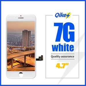 ЖК-полный экран для iPhone 7 Wihte OEM Display полная сборка замена дигитайзера с 3D-сенсором 100% тестирование без мертвого пикселя