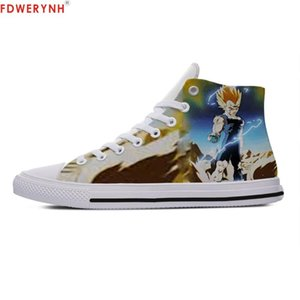 Men Walking Japannes Anime Z Ultra Instinct Goku God Shoes Women Cosplay Cartoon Canvas Causal Shoes