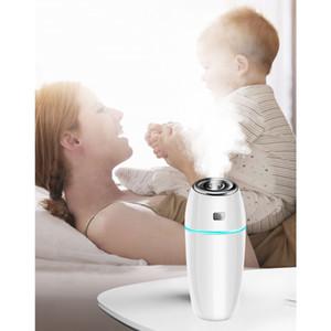Humidificateur d'air ultrasonique Huile Essentielle Diffuseur électrique USB Humidificateur voiture Aroma Diffuseur