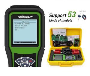 Orinal OBDStar x100 про Auto Key Programmer X100 ПРОФИ C + D + E + IMMO одометра + OBD x100 профи с коррекцией ЭСППЗА одометра инструментом