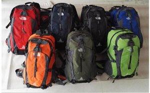 Mochila para adultos Bolso adolescente Hombres de las mujeres Mochilas ocasionales Viajes alpinismo Camping Senderismo Bolsas de deporte al aire libre a prueba de agua
