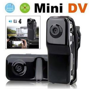 MD80 Mini DV DVR Camera sportiva DVR per Bike / Motorbike Video Audio Recorder 720P HD DVR Mini DVR Camera + Titolare