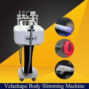 Abnehmen der Maschine Velashape Körperformung Vakuumbehandlung Ultraschallrf-Kavitationsrollenmaschinen vela Formschönheitsausrüstung