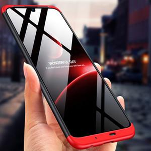 Nouveau 3 en 1 360 Complet Antichoc Etui de Protection Dur PC Couverture Arrière Pour Huawei P Smart Plus 2019 Honor 10i 20i Lite Profitez de 9S Maimang 8